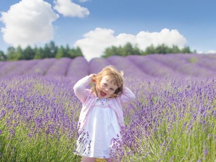 Toddler Lavender
