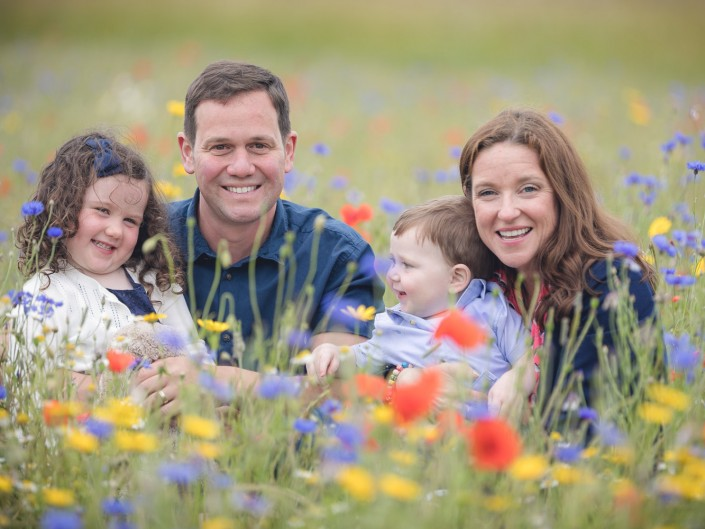 Cotswold lavender family photgography