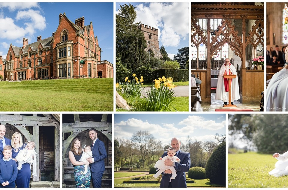 Sunshine and laughter for Ariyah's christening day, family photography by Hannah Buckland