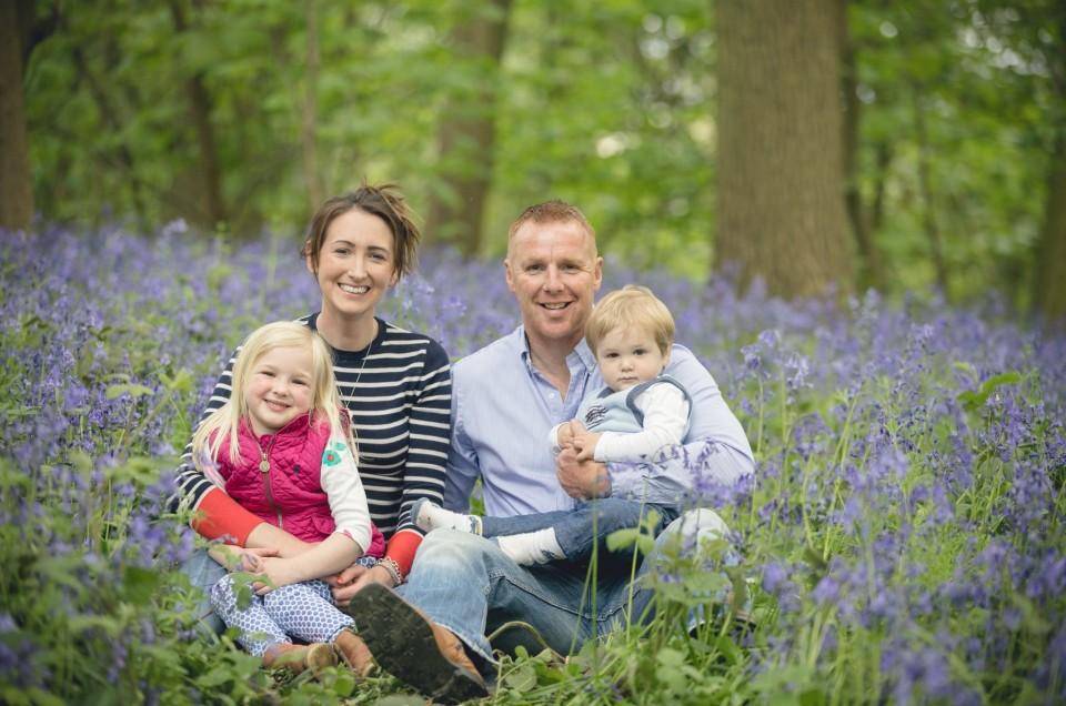 Gloucester Bluebell Shoot - Family fun
