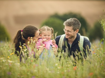 Lloyd Family Photography, Lavender Fields