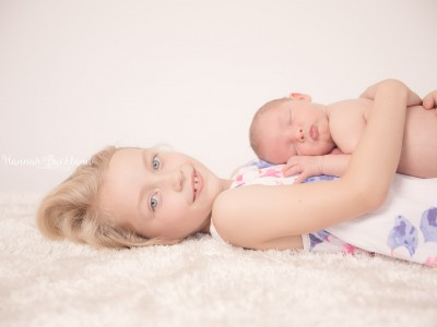 Newborn and sibling photography, Gloucestershire