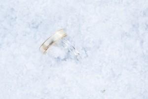 Gloucester wedding photography wedding rings