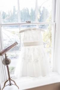 Flower girl wedding photographer Gloucester