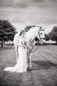 Horse country wedding Gloucestershire
