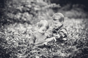 Gloucester family photographer autumn session