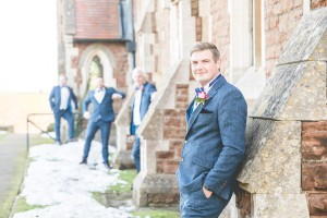 Gloucester wedding Photography Oxenahll Church