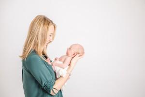 Newborn photography Gloucester mummy newborn