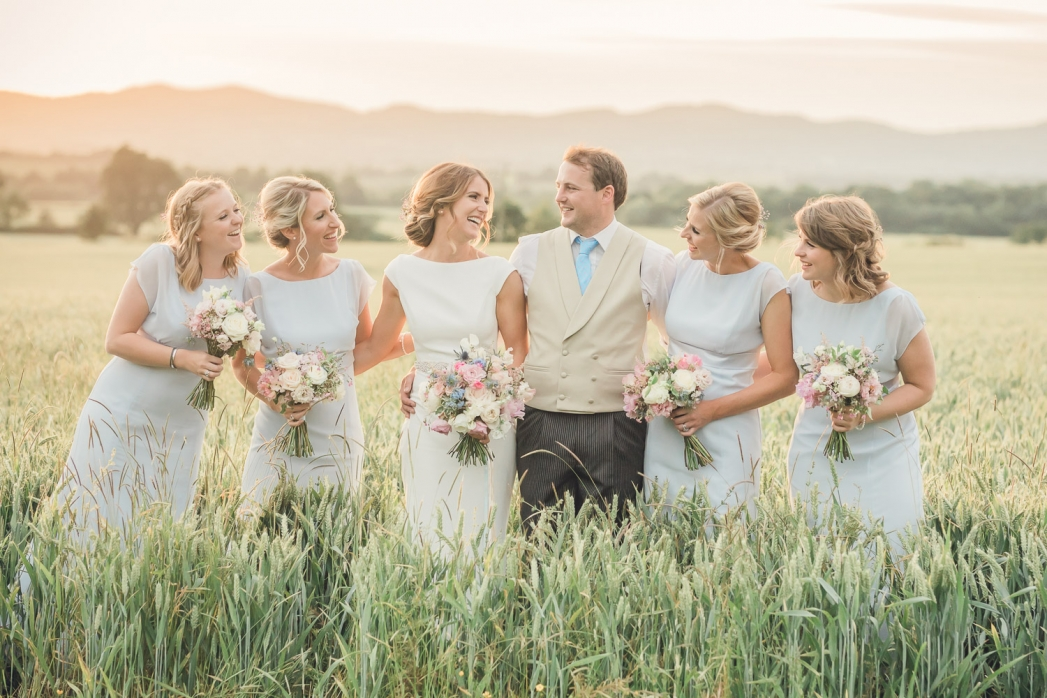 English Country wedding Gloucestershire
