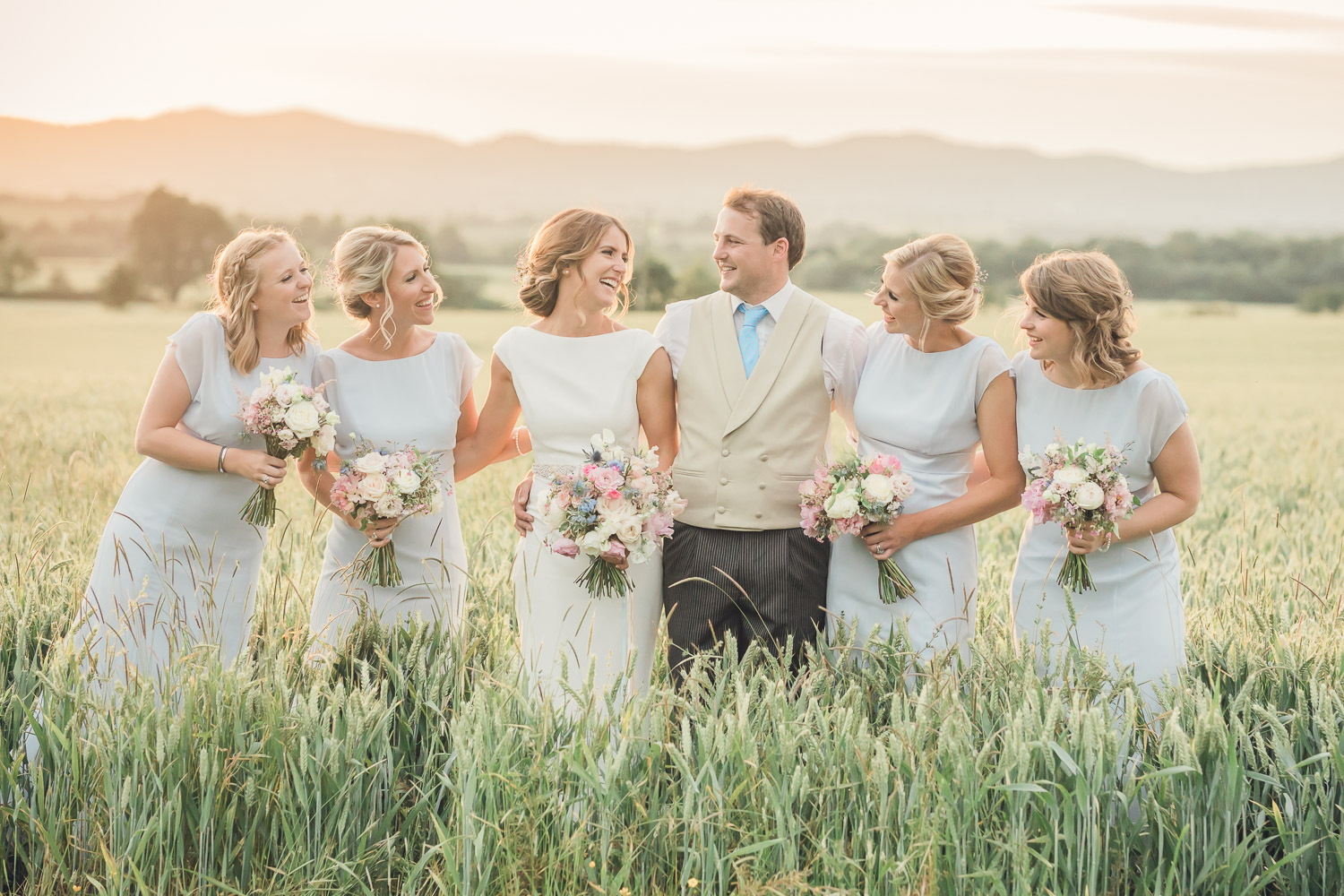 English Country wedding Gloucestershire